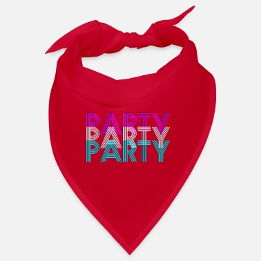 Party Machen Party - Bandana