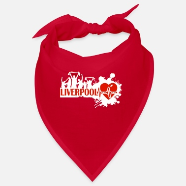 Liverpool Sport Fan Motive - Bandana