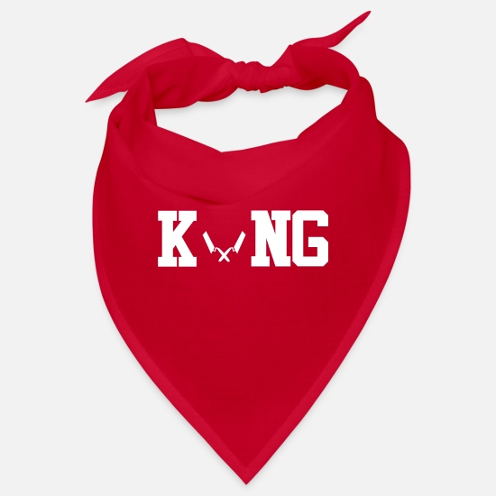 Office Bandanas - King Koenig Master Maurer png - Bandana red