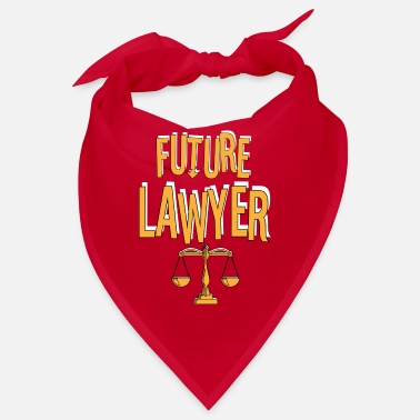 Exam Lawyer attorney law judge gift 1 - Bandana