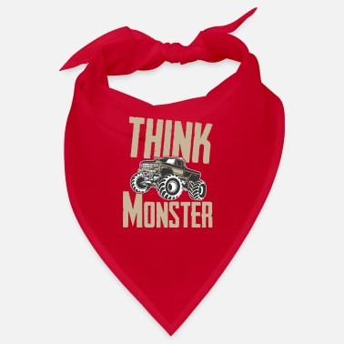 Motorismo Monster Truck - Bandana