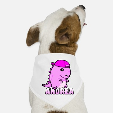 Make A Present Andrea's birthday present - Dog Bandana