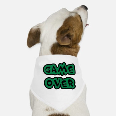 Game Over Game Over - Bandana pour chien
