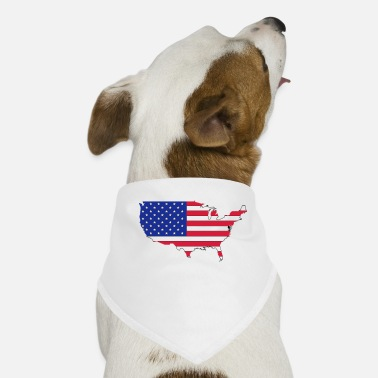 Usa USA - Dog Bandana