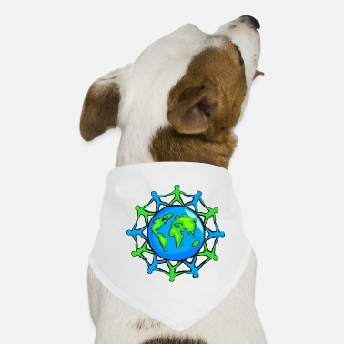 Community World Community - Hunde-bandana