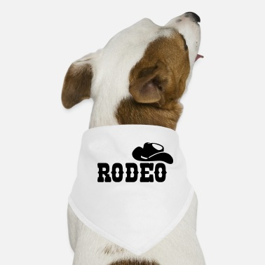 Rodeo rodeo - Bandana pour chien