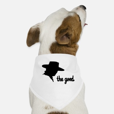 Clint Eastwood the_good - Hunde-Bandana