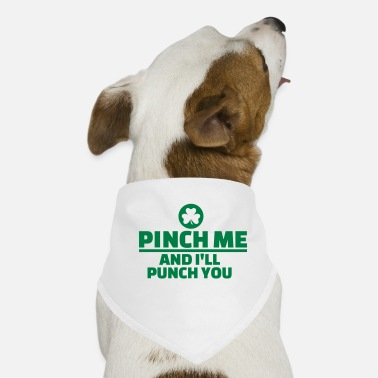 Punch Pinch me punch you - Koiran bandana