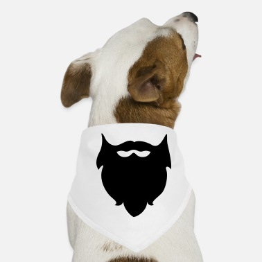 Beard Beard - Beards - Dog Bandana
