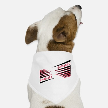 Speed speed - Dog Bandana