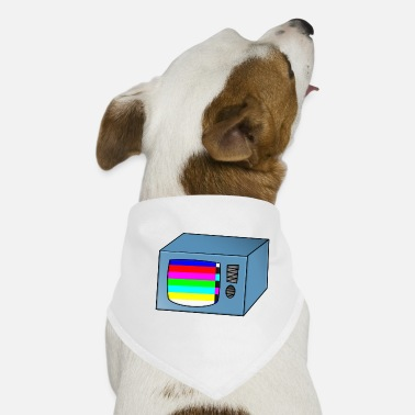 Tv TV TV TV with error - Dog Bandana