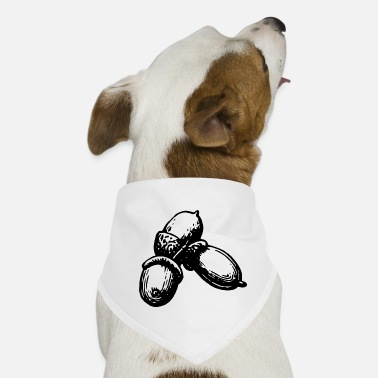 Acorn acorns - Dog Bandana