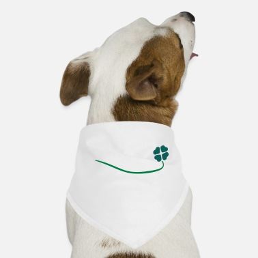 Shamrcok Graphic shamrock - Dog Bandana