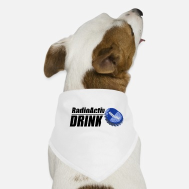 Fallout RadioActiv Drink - Bandana pour chien