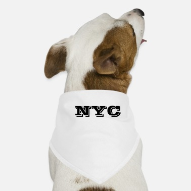 Nyc NYC - Bandana pour chien