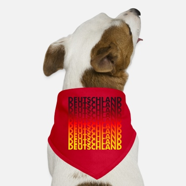 Germany Germany! Germany! Germany! - Dog Bandana