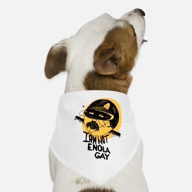 I Am Not Enola Gay Coffee Mug - Dog Bandana