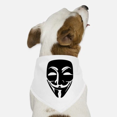 We Do Not Forgive Anonymous - Dog Bandana