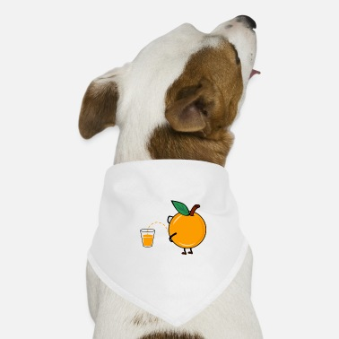 Orange Juice Orange juice - Dog Bandana