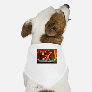 book of ra - Dog Bandana