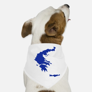 Greece Greece - Dog Bandana