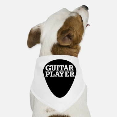 Guitar Player Guitar Player - Honden-bandana