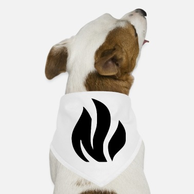 Flame flame - Dog Bandana