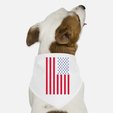 Stars And Stripes Stars and Stripes American Flag - Dog Bandana
