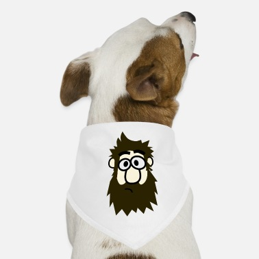 Hipster Hipster - Bandana pour chien