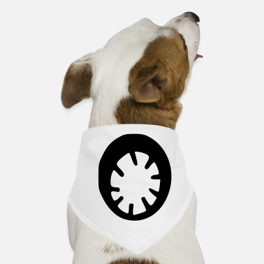 Wheel wheel - Dog Bandana