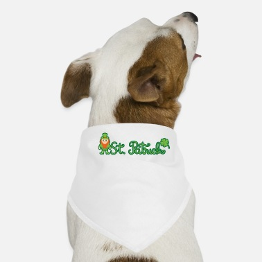 Its Good To Be The King St patrick - Dog Bandana