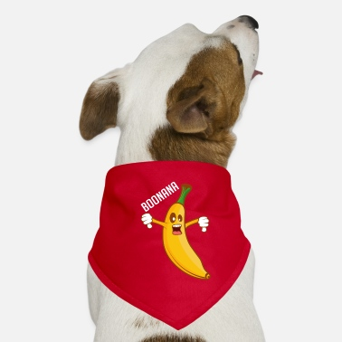 Restaurant Boonana foodie and joker gift - Dog Bandana