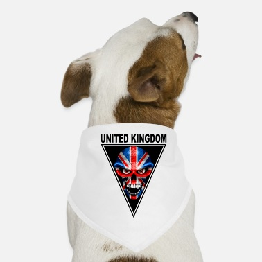 Kingdom united kingdom - Dog Bandana