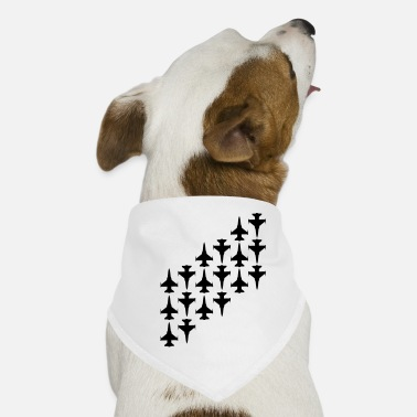 Fighter Jet Fighter Jets - Dog Bandana