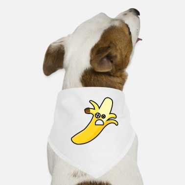 Knock Out Banana knock out - Dog Bandana