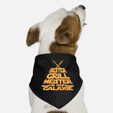Science Fiction Science Fiction BBQ - Bandana til din hund