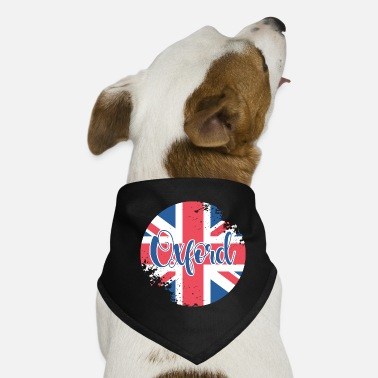 Oxfordshire Bottone Oxford - Bandana per cani