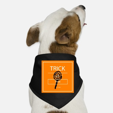 Trick Or Treat trick or treat - Bandana pour chien