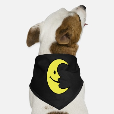 Moon Smiley Moon - Dog Bandana