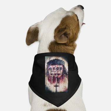the antichrist - Dog Bandana