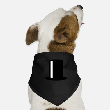Wealthy Top Hat - Dog Bandana