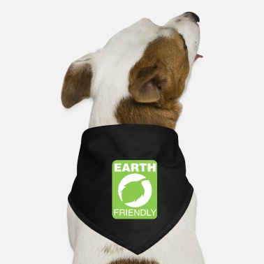 Nature Earth friendly Symbolic for nature lovers - Dog Bandana