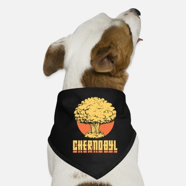 Pollution Chernobyl pollution - Dog Bandana