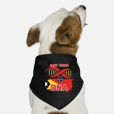 Country East Timor is in my DNA - Dog Bandana