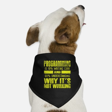 Program Program - Dog Bandana