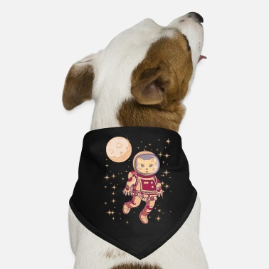 Astronomy Space gift astronomy hobby for nerds - Dog Bandana