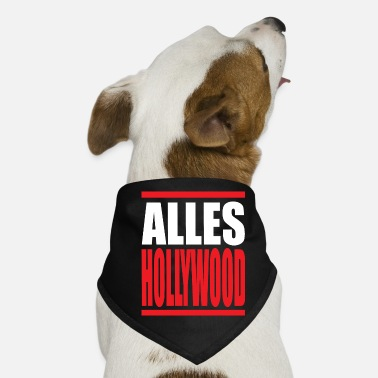 Hollywood ALLES HOLLYWOOD - Hunde-Bandana
