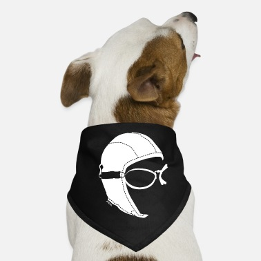 Aviator Black Mug - Dog Bandana