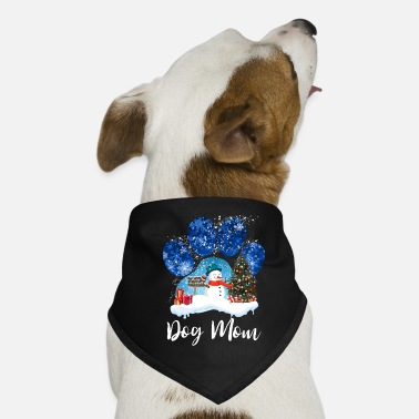 Mom Dog Mom - Dog Bandana