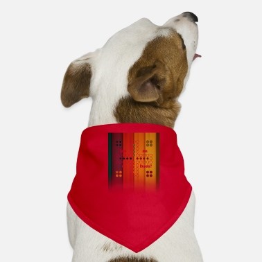 Spui Man-trouble-you-do not bavarian - Dog Bandana